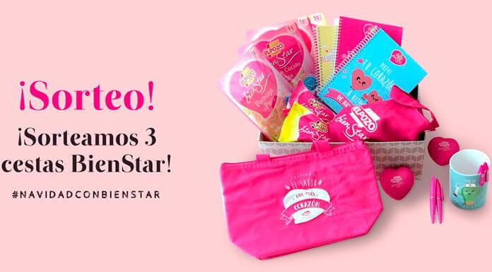 ElPozo sortea 3 cestas BienStar