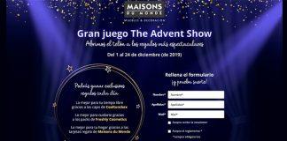 Gana regalos cada día con Maisons Du Monde