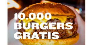 Goiko Grill regala 10.000 hamburguesas