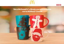 Llévate gratis una taza exclusiva con McDonald's