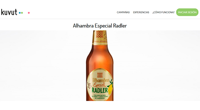 Prueba gratis la nueva Alhambra Especial Radler