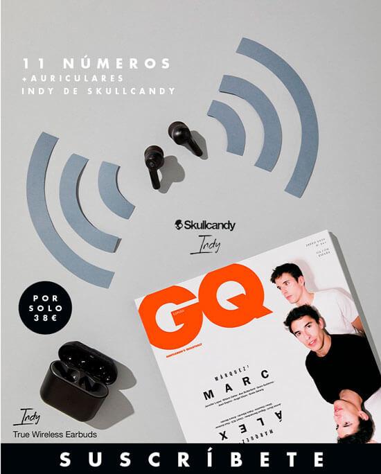 Regalos suscripción revista GQ enero 2020