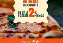 Disfruta de Muerde la Pasta por 2 euros menos