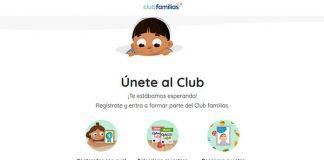 Muestras gratis para bebés con Club Familias