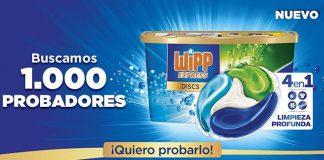 Prueba gratis WiPP Express Discs