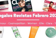 Regalos de las Revistas en Febrero 2020