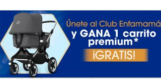 Gana 1 carrito premium con Club Enfamamá