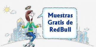Muestras gratis de Red Bull Original