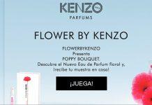 Muestras gratis de Flower by Kenzo