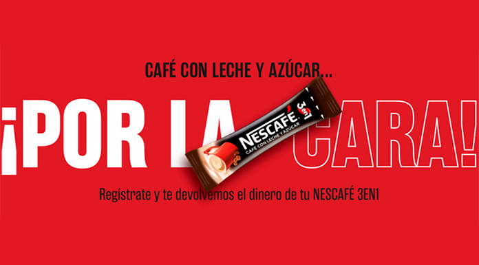 Promoción ampliada: Dan a probar gratis Nescafé 3 en 1
