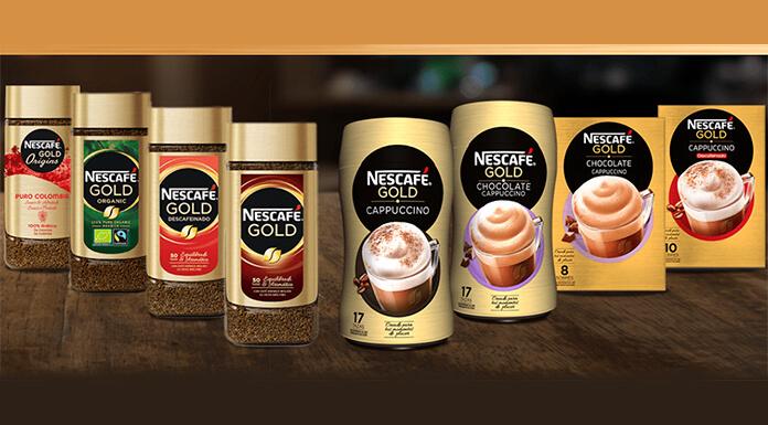 Vuelven a dar a probar gratis Nescafé Gold