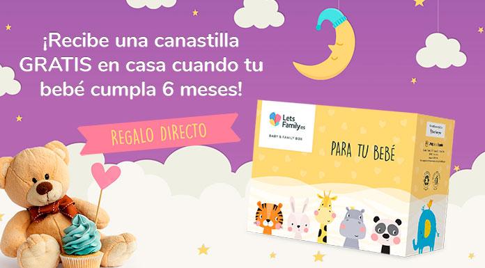 Gratis Una Canastilla Para Tu Bebé Let S Family Muestras Gratis Y Chollos